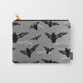 pixel bats Carry-All Pouch