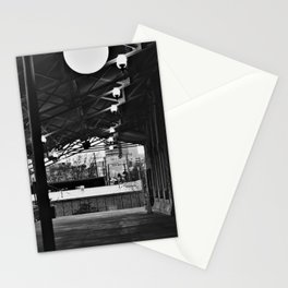 Train Station (Nashville,TN) Stationery Cards