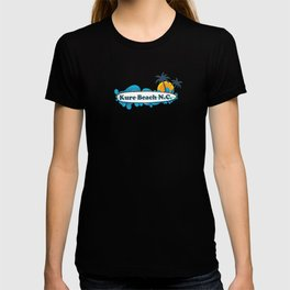 Kure Beach - North Carolina. T-shirt
