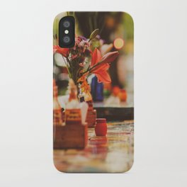 Summer early evening iPhone Case