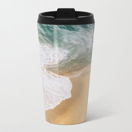 Ocean Swirl Travel Mug
