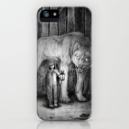 End of the Chase iPhone Case
