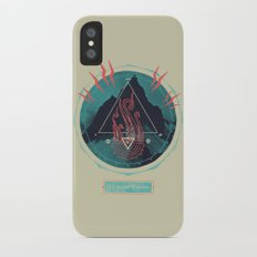 Mountain of Madness iPhone X Slim Case