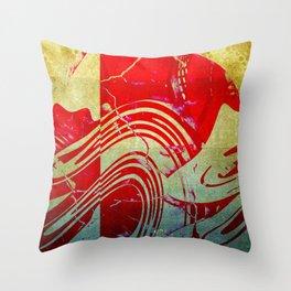 Print Throw Pillow