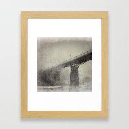 We Remember Framed Art Print
