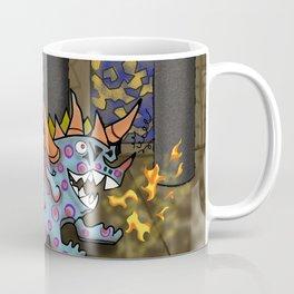 The Doodlethwumpus Beastie Coffee Mug
