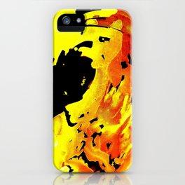 GOLDFALL iPhone Case