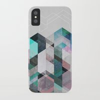 nordic iPhone & iPod Cases featuring Nordic Combination 23 by Mareike Böhmer