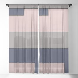 Trilogy Jumble Sheer Curtain