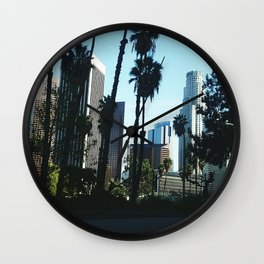 Drive By Wall Clock