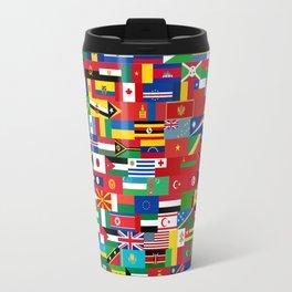 all flag Travel Mug