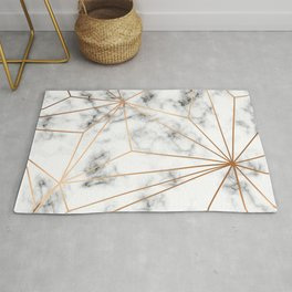 Marble & Gold 046 Rug