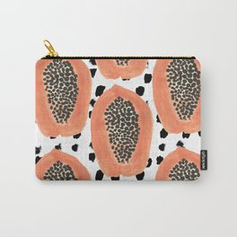 Bold Papayas Carry-All Pouch