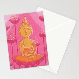 Buddha G Stationery Cards