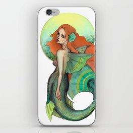 Atargatis, The First Mermaid iPhone Skin