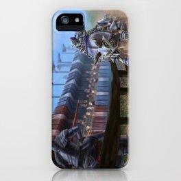 Dino Joust iPhone Case