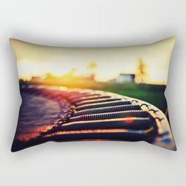 Trampoline Rectangular Pillow