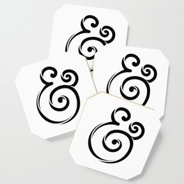 InclusiveKind Ampersand Coaster