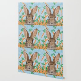 Bruno the Bunny Wallpaper