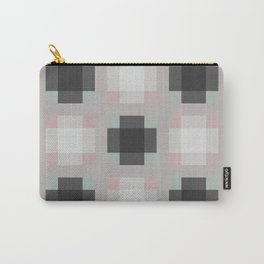Pixel plus seamless pattern Carry-All Pouch