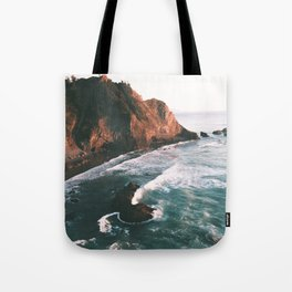 Oregon Coast V Tote Bag