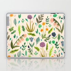 Colours from the garden Laptop & iPad Skin