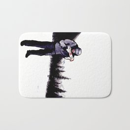 Cannibal Feast Bath Mat