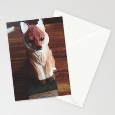 Doorstop Red Fox Stationery Cards