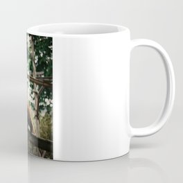 Stand off Coffee Mug