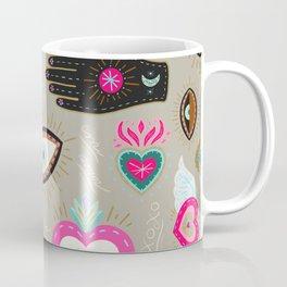 Milagro Hearts - Pink Coffee Mug