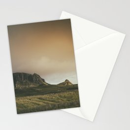 Mesmerized By the Quiraing V Stationery Cards