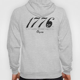 1776 - Neither Liberty nor Death Hoody