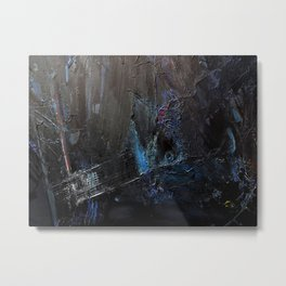 Black is Beautiful Metal Print