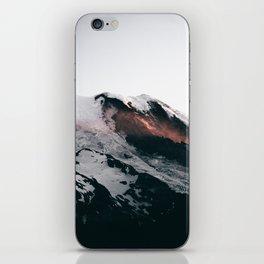 Mount Rainier VII iPhone Skin