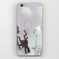 farm iPhone & iPod Skins featuring Farm by Kirsten zuiderbaan
