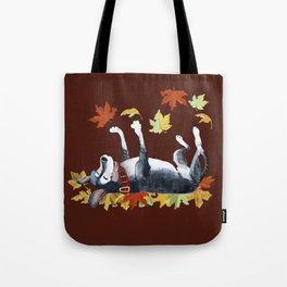 September Angel Tote Bag