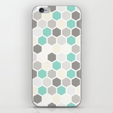 Geometric one iPhone & iPod Skin