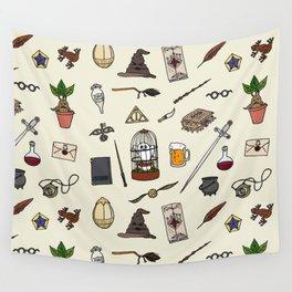 Harry Pattern Wall Tapestry