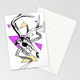 Tom PEYTON SKULL Stationery Cards