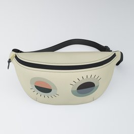 day eye night eye Fanny Pack