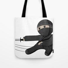 Ninja Swing Tote Bag