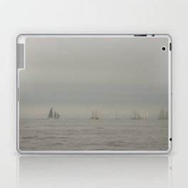 Ghost Ships Laptop & iPad Skin