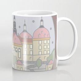 Castle Moritzburg Saxony - Cinderella Coffee Mug
