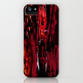 Masters Of All Horrors iPhone Case