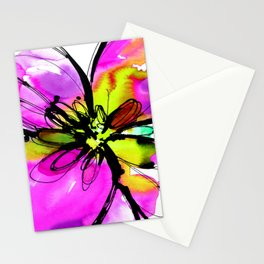 Ecstasy Bloom No.17e by Kathy Morton Stanion Stationery Cards