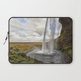 Seljalandsfoss in Iceland Laptop Sleeve