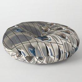 METALLIC SOUND Floor Pillow