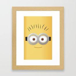 minion2 Framed Art Print