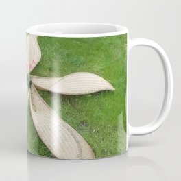 Open Flower Coffee Mug