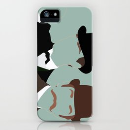 Victorian Sherlock iPhone Case
